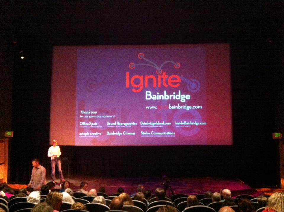 Ignite Bainbridge 1